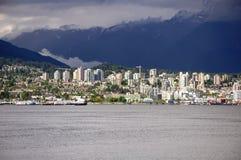 Północny Vancouver Kanada fotografia royalty free