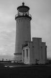 Północy Kierownicza latarnia morska Zdjęcia Royalty Free