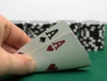 Póker Imagen de archivo