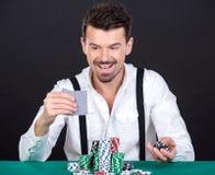 póker Imagenes de archivo