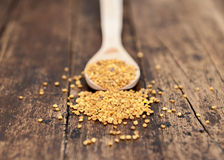 Pólen da semente Fotografia de Stock