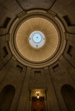 Pólnocna Karolina Capitol kopuła Zdjęcia Stock
