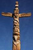Pólo de Totem Foto de Stock
