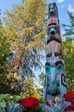 Pólo de Totem Fotos de Stock Royalty Free