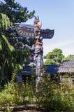 Pólo de Totem Fotos de Stock