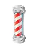 Pólo do barbeiro Imagens de Stock Royalty Free