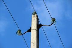 Pólo elétrico Foto de Stock