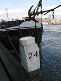 Pólo twenty-four da amarração Fotografia de Stock