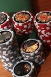 Póquer 4 Fotografia de Stock