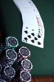 Póquer 6 Imagens de Stock