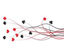 Póquer, ponte Imagem de Stock