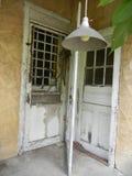 Pórtico abandonado Fotografía de archivo libre de regalías