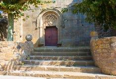 pórtico La entrada a la catedral Foto de archivo
