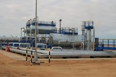 pów olej opałowy woda Obrazy Stock