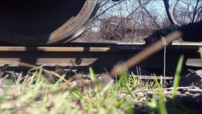 Põe a sapata de freio sob a roda filme