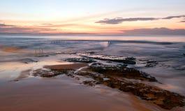 Pöl Cronulla, Sydney Arkivfoto
