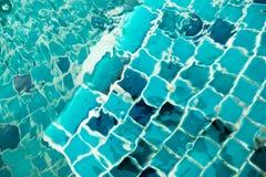 pölen för illustrationen 3d framförde simning Royaltyfri Fotografi