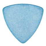 Púa azul Fotografía de archivo libre de regalías