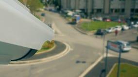 Público, aislamiento y protección almacen de video
