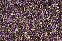 Púrpura del fondo del grano Imágenes de archivo libres de regalías