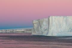 Púrpura polar Foto de archivo