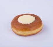pączek lub sera pączek na tle Fotografia Stock