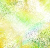 pękający abstrakcjonistyczny tło Obraz Royalty Free