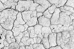 Pęknięcia w ziemi od droughtcracks Obraz Royalty Free