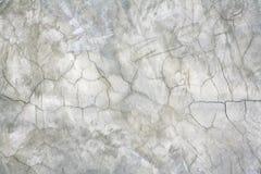 Pęknięcie na betonowej ścianie obraz royalty free