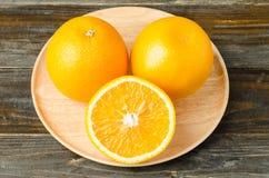 Pępek pomarańcze owoc obraz stock
