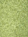 pętla wyplatająca zielony dywan Fotografia Stock