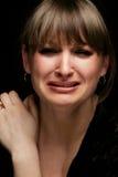 płacz Obraz Stock