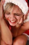 płacz Zdjęcia Stock