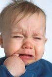 płacz dziecka obrazy royalty free