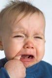płacz dziecka Fotografia Royalty Free