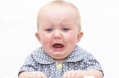 Płaczu dziecko Zdjęcie Royalty Free