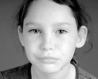 płaczu dziewczyny potomstwa zdjęcie royalty free