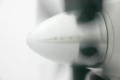 płaski śmigłowy odbicia Fotografia Royalty Free