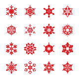 płatek śniegu Fotografia Royalty Free