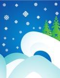 płatek śniegu Zdjęcia Royalty Free