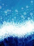 płatek śniegu nadokienni royalty ilustracja