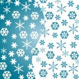 płatka śnieg royalty ilustracja