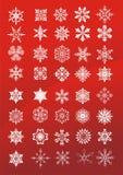 płatka śniegu wektor ilustracja wektor