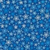 Płatka śniegu wzór Obraz Royalty Free