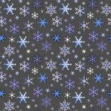 płatki śniegu Obraz Royalty Free