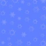 płatki śniegu Zdjęcie Royalty Free