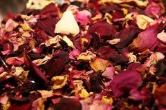 płatki aromatyczne zdjęcia stock