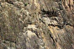 Płatowaty skały tło Obraz Stock