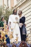 Pławik Chrystus bractwo obraz royalty free