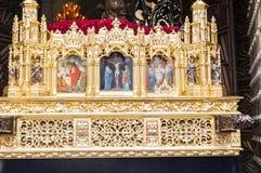 Pławik Chrystus bractwo obraz stock